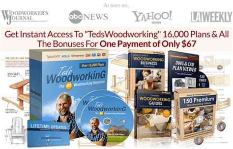 buy teds woodworking ted s woodworking plans review secret archive revealed