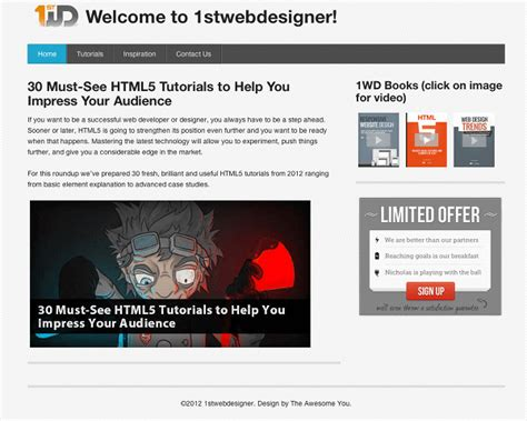 tutorial website design how to make a website responsive in just 15 minutes