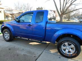 Nissan Frontier Nerf Bars Truck Ch Nerf Bars Step Rails Install Nissan