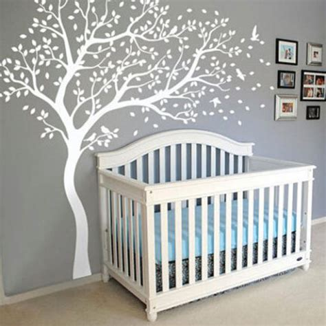 white tree decal for nursery wall 7 best tree wall decals for your child s room 2018