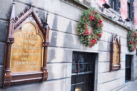 christmas in edinburgh christmas markets food and all