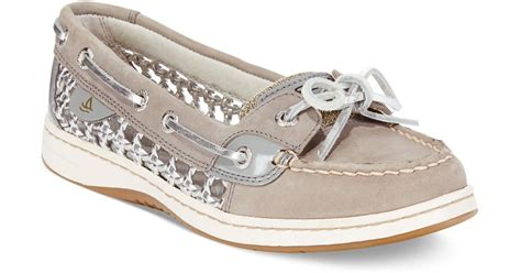 Sperry Top Sider Angelfish Sz 8 12 40 sperry top sider s angelfish woven boat shoes