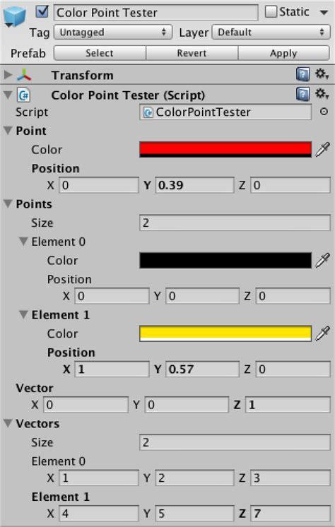 tutorial unity editor custom data a unity c editor tutorial