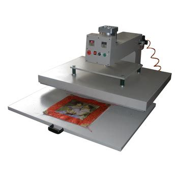 heat press table 16 quot x 20 quot pneumatic flat heat press machine with single working table buy heat press machine