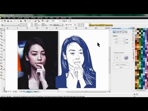 tutorial membuat video time lapse tutorial membuat vector part 1 dasar dasar beginner 1