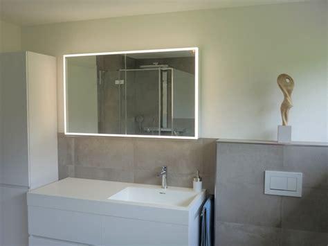 spiegelschrank illuminato impressionen referenzen sanit 228 r sanit 228 rarbeiten