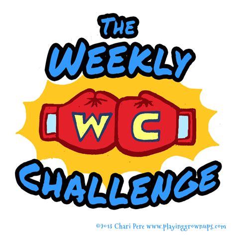Or Challenge Challenges Quot Grown Ups Quot