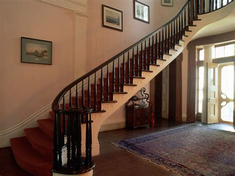 Home Interior Stairs Design Wooden Staircase And Railing New Home Plans Interior Decors26