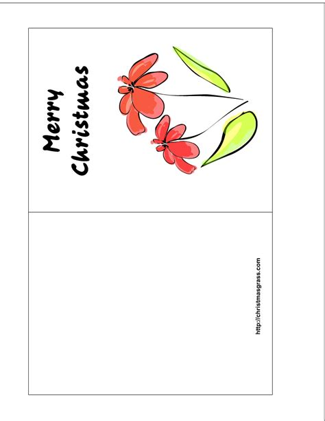 free card templates to print free printable greeting cards