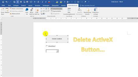 tutorial excel 2013 macros how to delete a macro button in excel 2013 macros