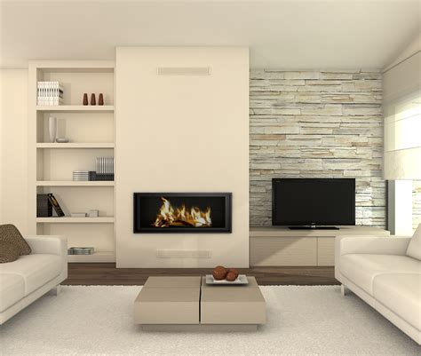 imagenes paredes minimalistas chimeneas minimalistas visioninteriorista com