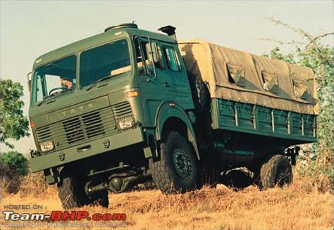indian army truck 4x4s in the indian army team bhp