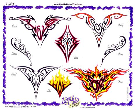 tribal lower back tattoo designs lower back tattoos