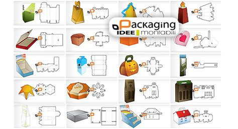 package design layout vector box templates vectorilla com vector images