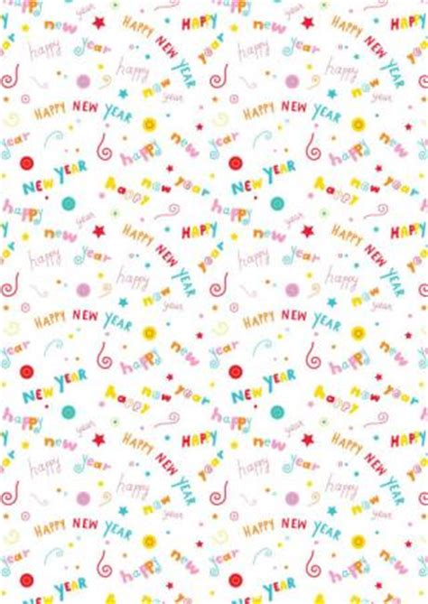 new year background paper new year scrapbook paper