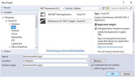 free templates for asp net projects devexpress support for net core asp net core 1 0 asp