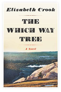the which way tree books elizabeth crook