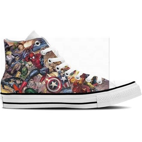 marvel shoes for image gallery marvel converse