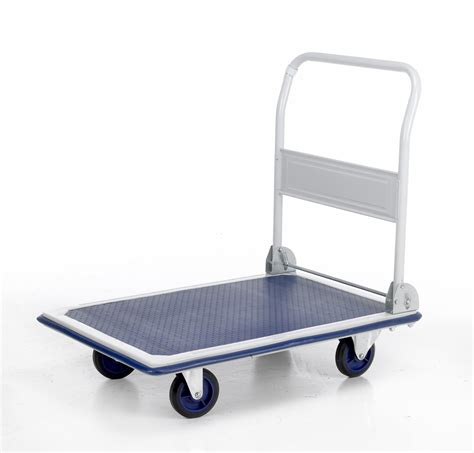 Pallet Platform Bed Toptruck Large Folding Flatbed Trolley