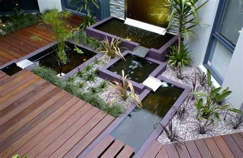 modern water feature modern water feature ideas images