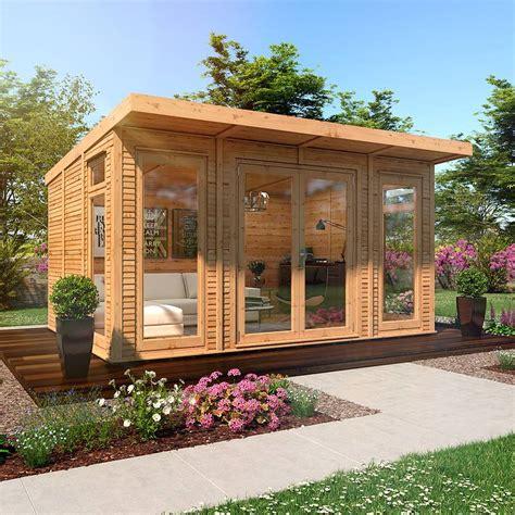 waltons insulated garden room  installation