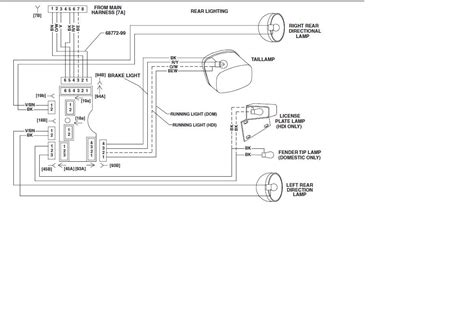 diy turn signal light wiring diagram diy get free