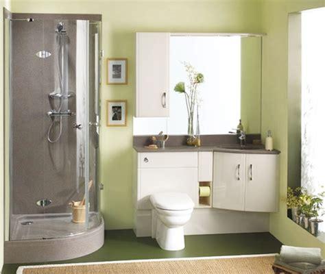 making      small bathroom making  small bathroom  larger