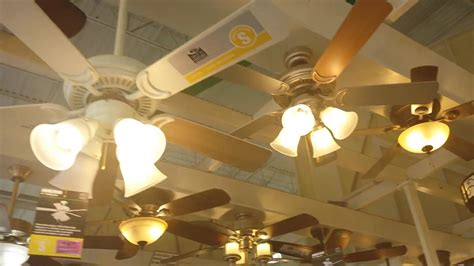 Menards Kitchen Ceiling Lights Menards Ceiling Fan Department Tour Summer 2017