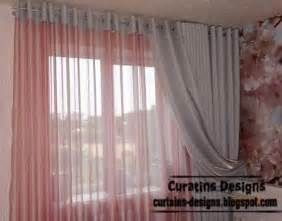 Gray And Pink Curtains Curtain Designs