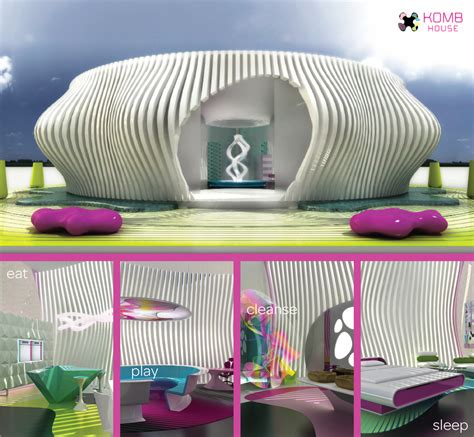 the nyt s interview with karim rashid unlicensed karim presents komb house cairo designapplause
