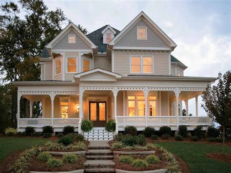 new victorian style homes eplans country house plan four bedroom country 2772