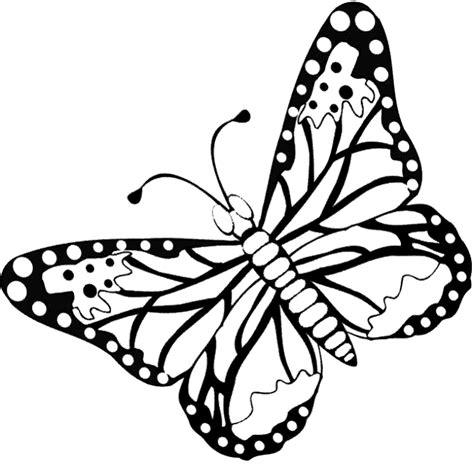 imagenes de mariposas lindas para colorear dibujos de mariposas para colorear y pintar