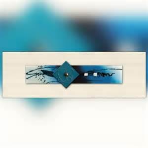 Superb Cheminee De Table #3: Peinture-abstraite-verre-bleu.jpg