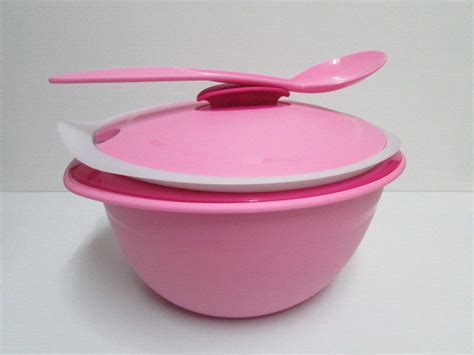 Tupperware Blossom Oval Server With Colandar And Spoon tupperware spoon shop collectibles daily