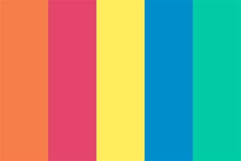 Ppt 60 Color Palette Color Schemes For Powerpoint