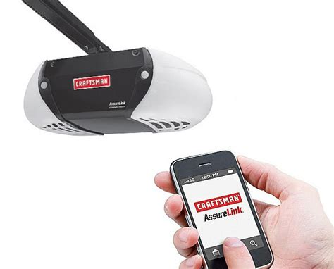 Craftsman Garage Door Assurelink craftsman assurelink garage door opener shop your way