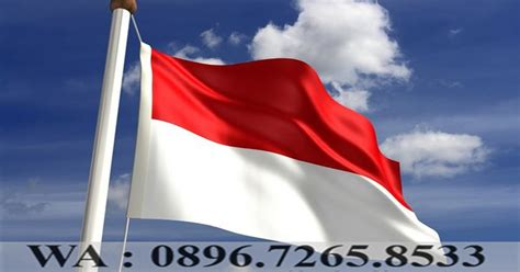 Bendera Umbul Umbul Merah Putih Panjang 3 M 1 jual bendera merah putih dan perlengkapanya jual bendera merah putih kecil jual bendera merah