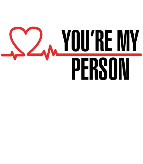 You Are My 6 camiseta you are my person 6 vandal