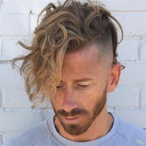 long hair on top shaved on sides and back 7 best long hair short sides men s haircut images on