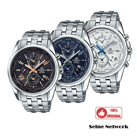 Casio Edifice Efb 301jl 7a Casio Original For Mens casio edifice efb 301jd 7a end 11 28 2017 1 15 pm