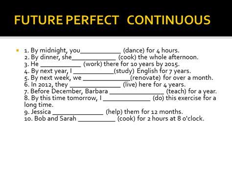 future perfect progressive pattern past continuous vs past perfect continuous sliderbase