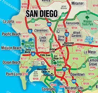 zip code maps san diego downtown san diego zip code map zip code map