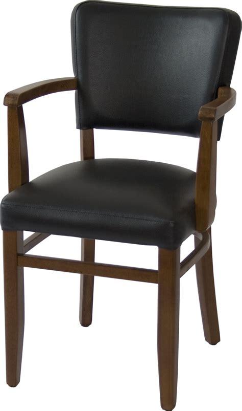 stuhl armlehne gastronomie stuhl schwarz mit eckiger armlehne