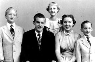 donald family pictures donald trump the early years newsday