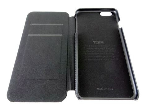 Apple Original Iphone X Leather Folio Casing Black Bnib tumi leather folio black for apple iphone 6 6s plus tuiph 005 lblk v