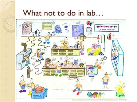 what not to do welcome to the introduction to organic and biochemistry lab ppt video online download