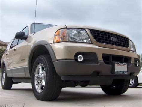 2003 ford explorer light 2002 2003 2004 2005 ford explorer halo fog ls lights