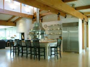 houzz kitchen islands with seating island with seating contemporary kitchen boston by carr lynch and sandell inc