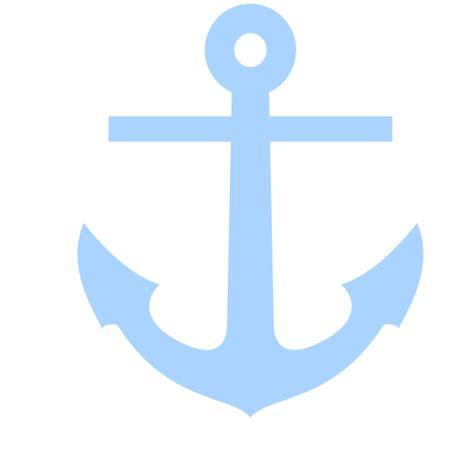wallpaper jangkar light blue anchor clip art at clker com vector clip art