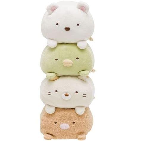 amazon com higogogo super cute plush toy bean bag chair pink red funny sumikkogurashi white bear plush toy san x japan
